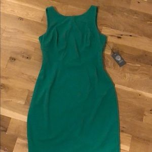 Brand new Vince Camuto green dress